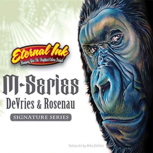 M Series by Mike Devries & Mario Rosenau